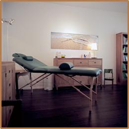 Heilpraxis Berndt Behandlungsraum